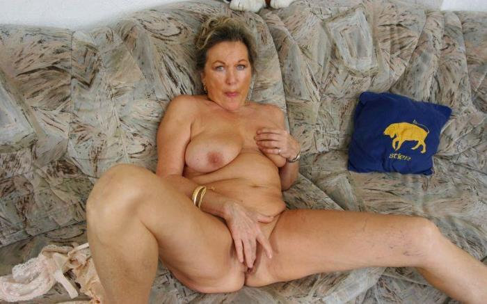 Oma Maria (63) [Fickoma is horny for sperm stiff cock] [HD]
