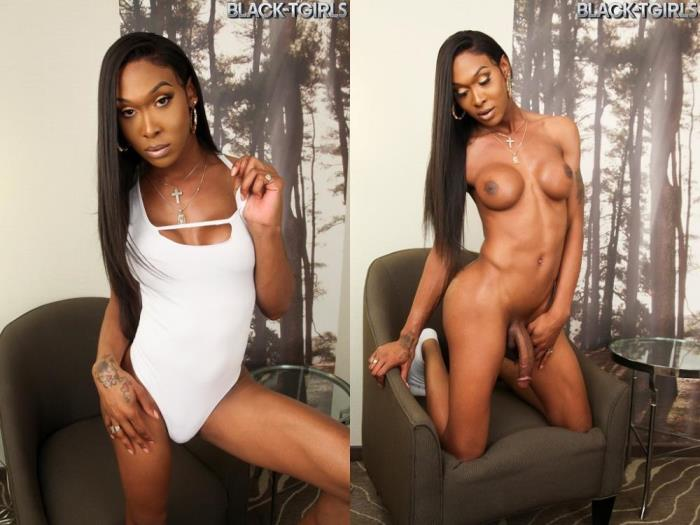 [Black-TGirls.com] Kayla Biggs [Kayla Biggs Returns To Brighten Your Day] [HD]