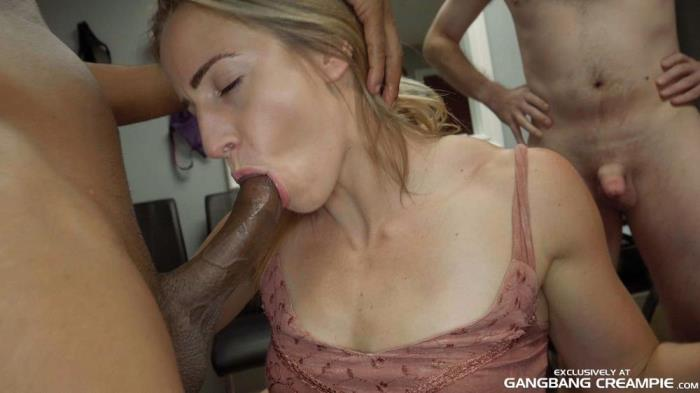 [The Ultimate Gangbang and Creampie] Alexx [GangBang Creampie 169] [SD]