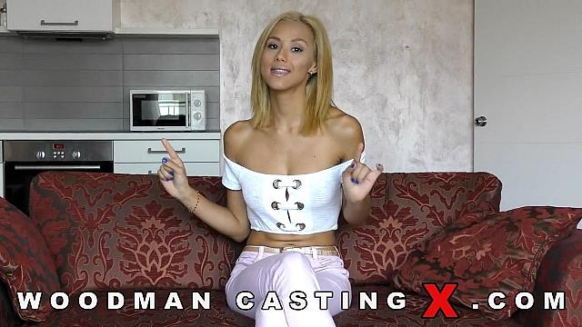 [Woodman Casting X - Casting By Pierre Woodman] Veronica Leal [Colombian Casting] [HD]