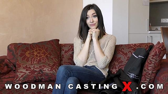 [Woodman Casting X - Casting By Pierre Woodman] Adel Morel [Russian Casting] [HD]