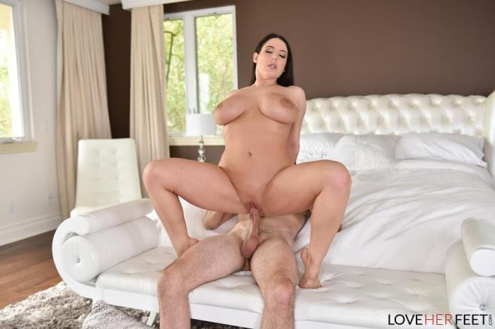 [Love Her Feet VIDEOS] Angela White [Shoe Delivery Service] [SD]