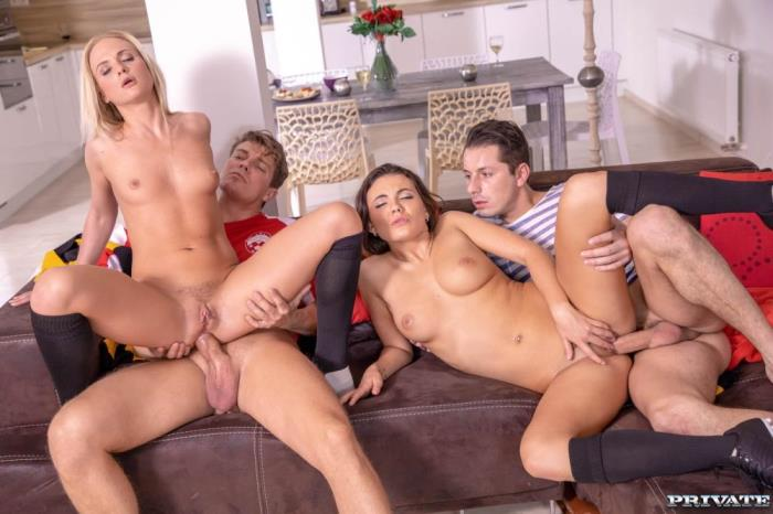 [Europe Private Porn] VANESSA DECKER, VINNA REED [Vanessa Decker and Vinna Reed, prefer an anal orgy] [SD]