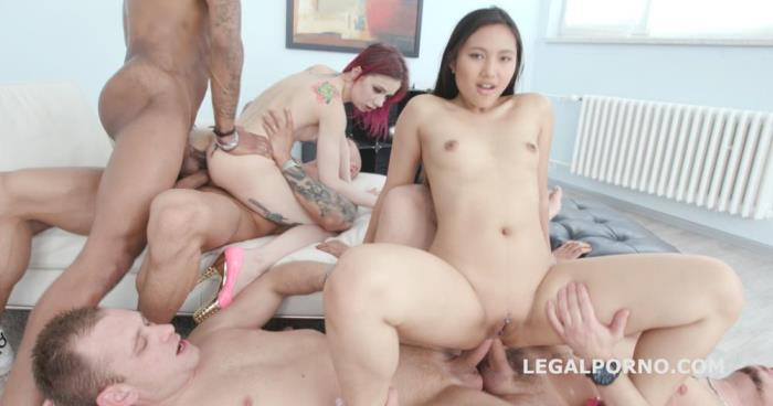 [Legal Porno] Kira Roller, May Thai [Double Addicted with Kira Roller & May Thai, Balls Deep Anal, Gapes, ATOGM, DAP, Anal Fisting, Facial & Swallow GIO646] [HD]