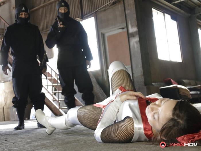 [JapanHDV uncensored Japanese porn] Maria Ono [Maria Ono is the prisoner of two ninjas] [FullHD]