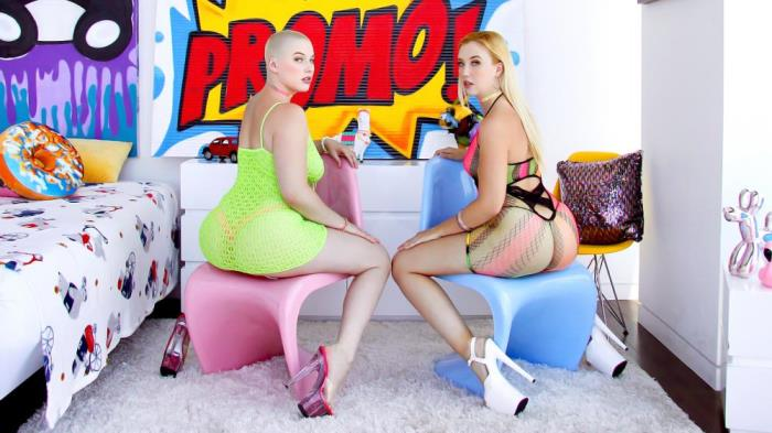 [TrueAnal.com] Riley Nixon, Samantha Rone [ALL ABOUT THE GAPES WITH RILEY AND SAMANTHA] [SD]