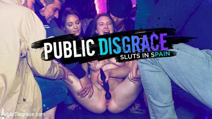 [Public Disgrace KINK EXCLUSIVES] Mistress Kara, Tommy Pistol, Ashley Lane [Statuesque Blonde, Ashley Lane, Drenched, Defiled, and Shamed] [HD]