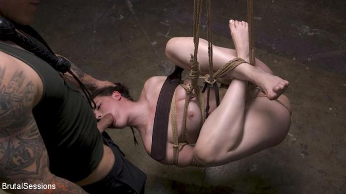 [BrutalSessions.com] Casey Calvert [Bondage Legend Casey Calvert Tied Hard and Fucked Harder by Huge Cock] [HD]