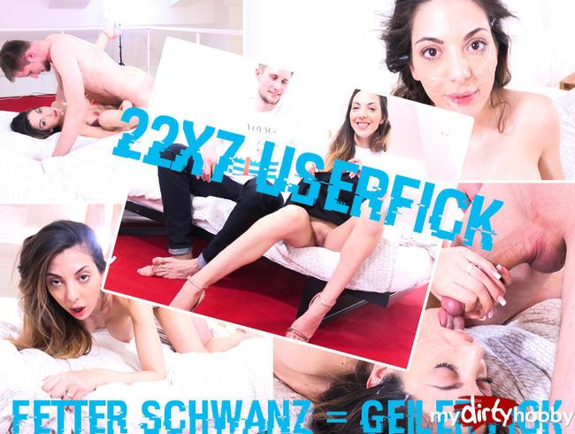 [My Dirty Hobby] lilly-lil [22x7 Userfick - Fetter Schwanz = Geiler Fick / 22x7cm Big COCK User Adventure Fuck] [FullHD]