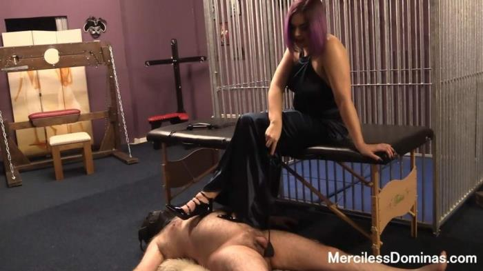 [MercilessDominas.com] JEMMA [HEELS AND HUMILIATION] [FullHD]