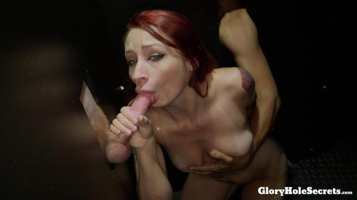 [Swallowing Cum at Gloryhole Secrets] Violet Monroe [Violet's First Gloryhole Video] [FullHD]