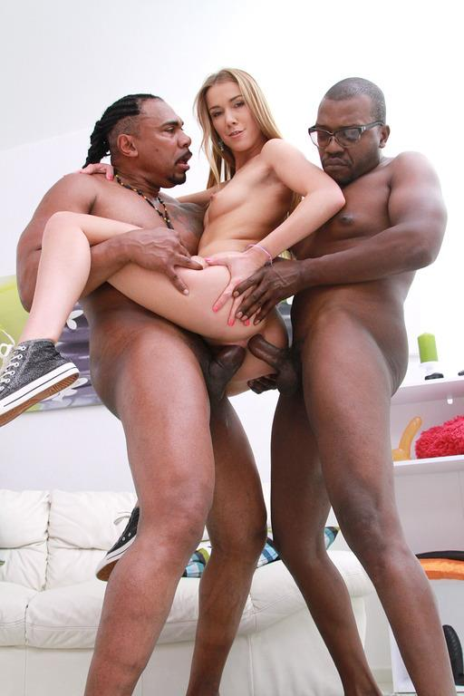 [Legal Porno] Alexis Crystal [Alexis Crystal interracial anal threesome with double penetration SZ2013] [HD]