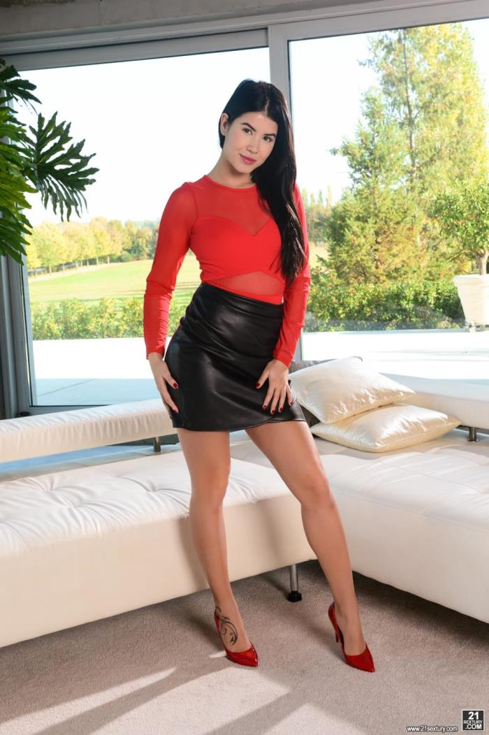 Lady Dee [Lady In Red] [FullHD] AnalTeenAngels