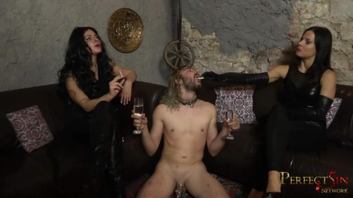MERCILESS DOMINAS [OUR HUMAN ASHTRAY] [FullHD]