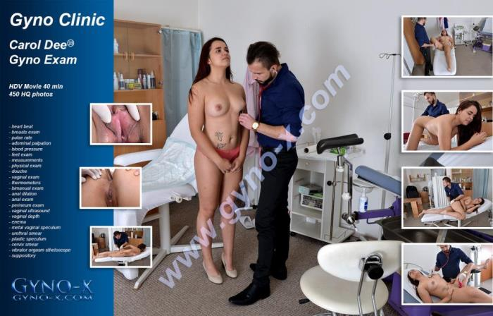 Carol Dee [Carol, 23 Examination] [HD] Adult site related to Gyno and medical fetish