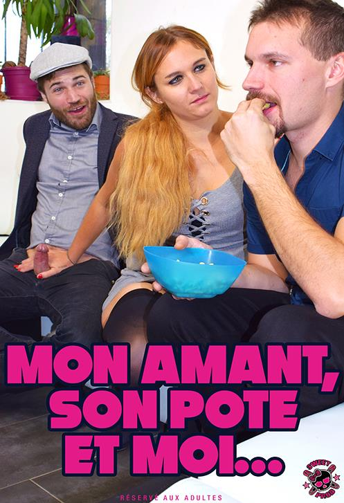 Sarah, Julie Holly, Cathy Crown, Seiya, Doryann, Olivier Lecoeur, Michael Cheritto [MON AMANT, SON POTE ET MOI…] [HD] Sweet Production  Colmax