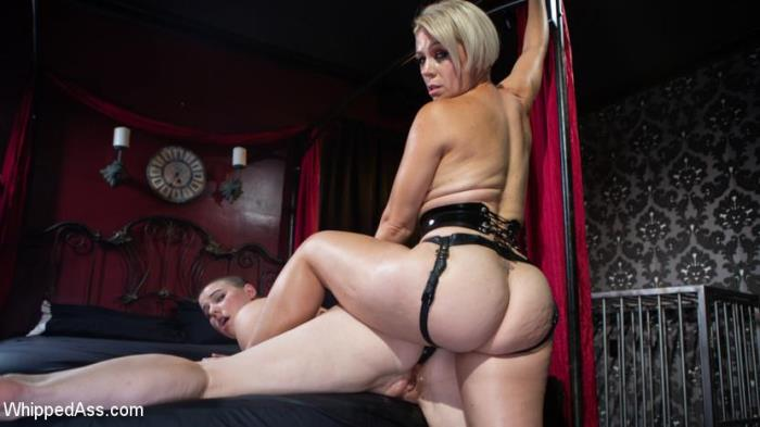 Riley Nixon, Helena Locke [Riley Nixon's Late Slave Redemption] [HD] WhippedAss