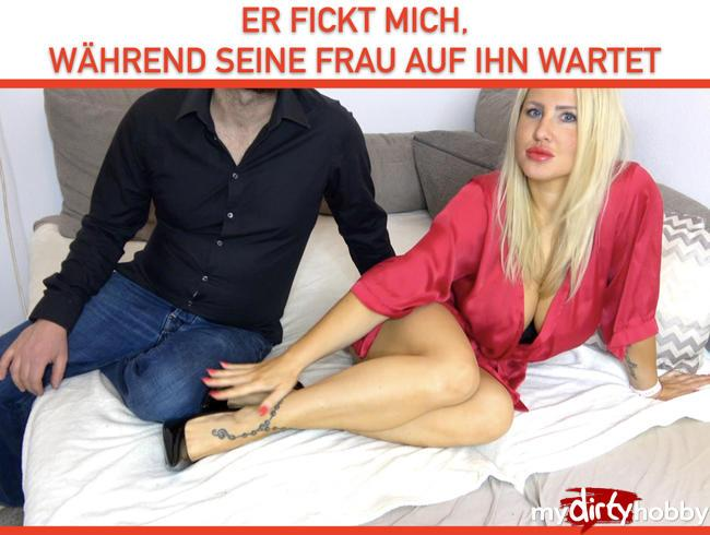Fitness-Maus [Er Fickt mich, waehrend seine Frau auf ihn wartet - Dirty-Talk / He FUCKS ME AS HIS WIFE IS WAITING FOR HIM! Dirty Talk] [FullHD] My Dirty Hobby
