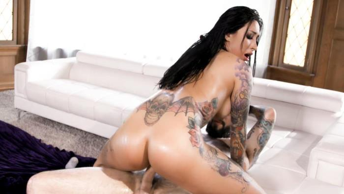 Lily Lane [EVIL OIL - LILY LANE] [SD] Tattoo Porn, Punk Girl Porn, Emo | Burning Angel