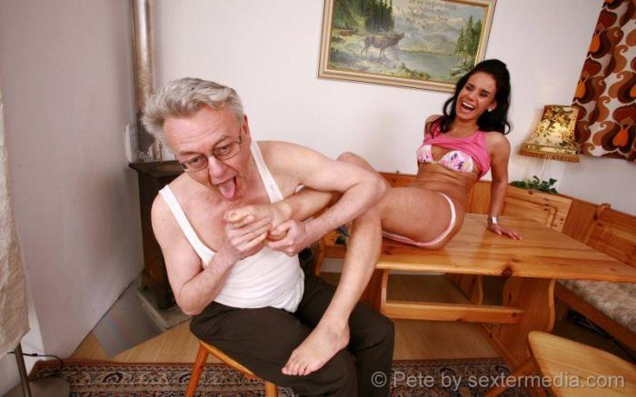 Alena [Grandpa fuck with hobby whore] [HD] SexterMedia