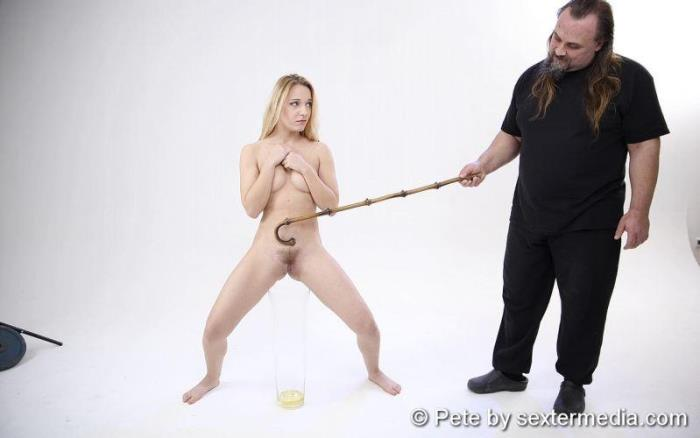 [Pussy torture for the slave girl] [FullHD] SexterMedia